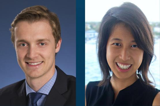 Peter Dixon and Karen Chung scholarships 2019